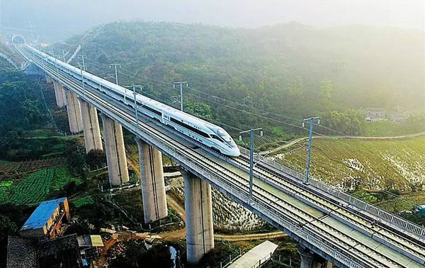 Rail Technology: The Amazing Catch Up that Propelled the Chinese Economy