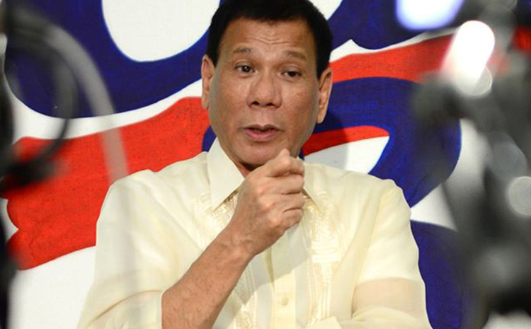 Duterte and the South China Sea