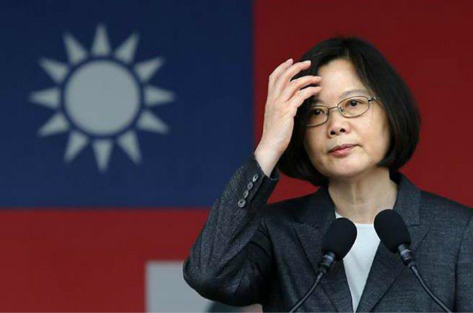 Taiwan President Tsai Ing-wen's Strong Headwinds