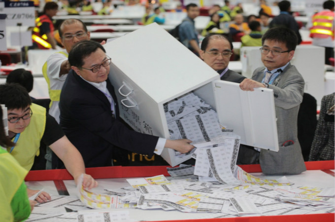 Hong Kong's 2016 LegCo Election: A Tectonic Shift in HK Politics?