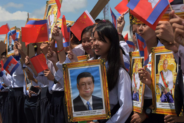 Cambodia between China and Vietnam: A Balancing Act