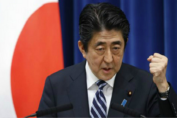 Japan Warms Up to China and Approves Anti-Terror Bill