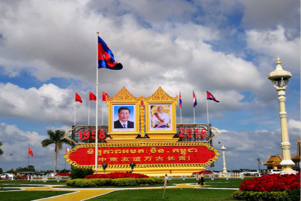 Cambodia's Growing Defense Ties with China: What about the US?