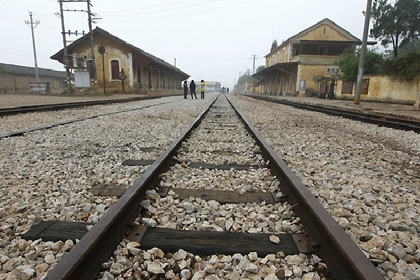 Sino-Thai Railway and Relations