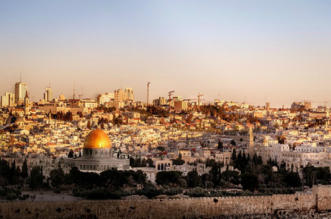 US Embassy's Relocation to Jerusalem: Beijing's View