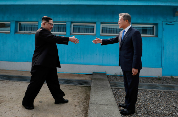 "Is the 2018 Inter-Korean Summit the ""Beginning of New Peace"" ?"
