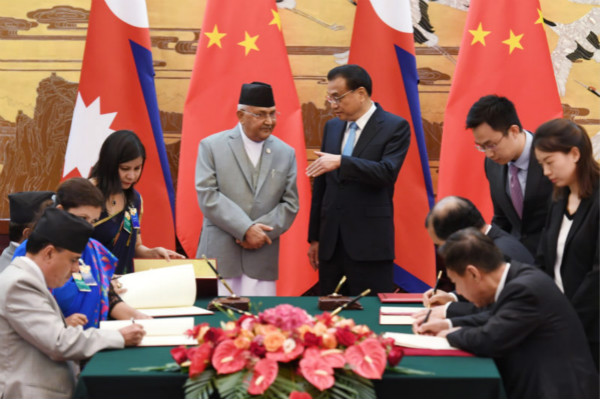 Nepalese Prime Minister's Visit to China: Should India Worry?