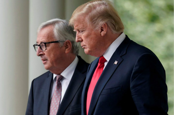 The Juncker-Trump Truce and its Implications for the US-China Trade War