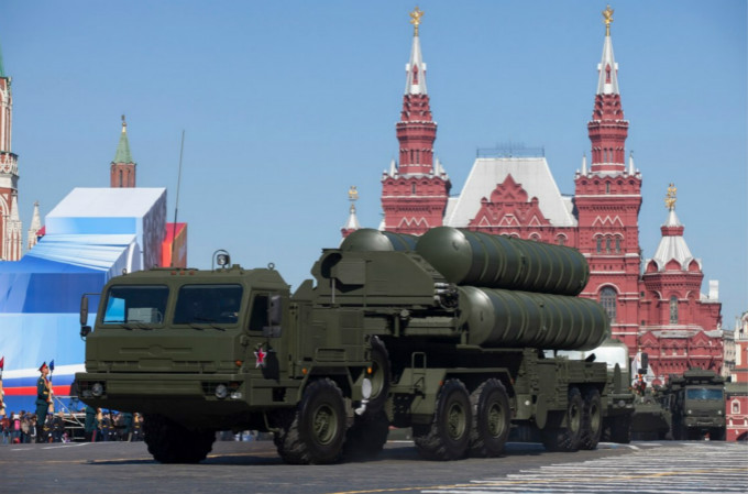 Purchase of Missile Defense System Seals India-Russia Cooperation