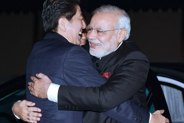 The Modi-Abe Meeting and the Emerging Strategic Equation