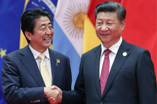 Sino-Japanese Rapprochement: Where Is It Heading in 2019?