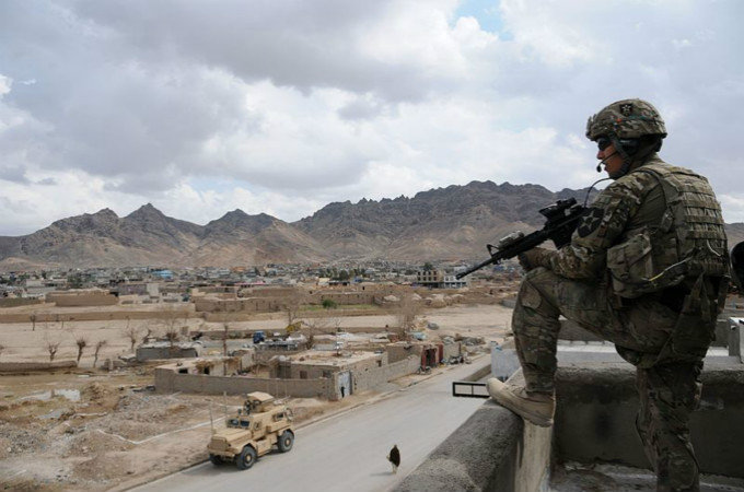 The Afghan Endgame in the Eyes of the US