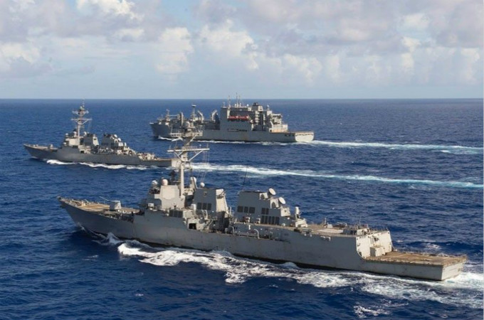 US Bill Targeting China in South China Sea is Misguided and Hypocritical