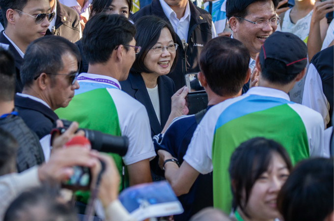 Taiwan's 2020 Election: Why Is Tsai Ing-wen's Popularity Rising?