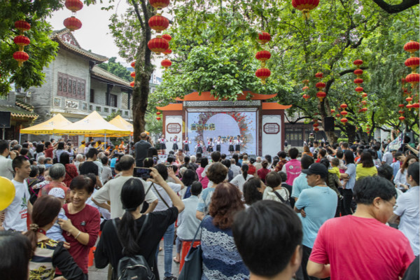 Shunde's Cultural Life