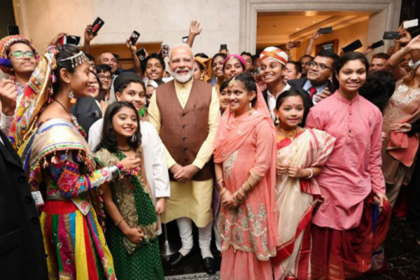 Modi's Bahrain Visit Affirms Strong Mid-East Ties